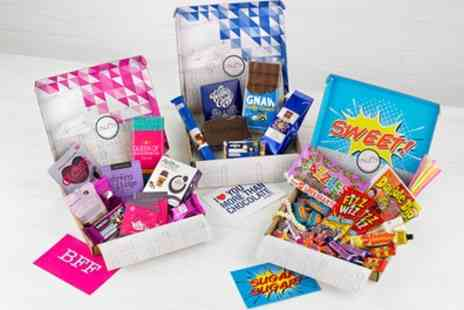 Just Letter Box Hampers - £25 Toward Gift Hampers - Save 50%