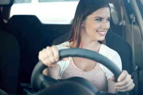 Passxpress Driver Training - One, Three or Six Driving Lessons - Save 0%