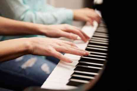 Tutoring Clinic - Up to Six Hours of Individual Piano Classes - Save 60%
