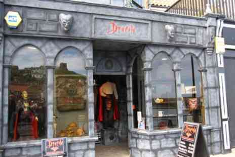 Dracula Experience - Dracula Experience Entry for One, Two or a Family of Four - Save 33%