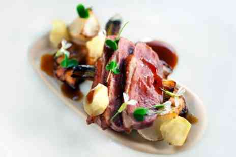 Hansons at Chelsea - Tasting menu for Two in popular Swansea restaurant - Save 44%