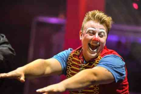Circus Zyair - Two or four tickets to Circus Zyair with popcorn to share on 17 To 21 October - Save 56%