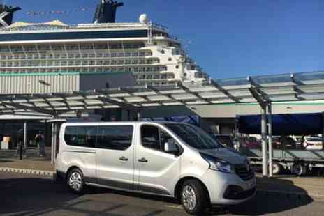 Travel Brake - Shuttle Service Southampton Cruise Terminals to Heathrow Airport and London - Save 0%