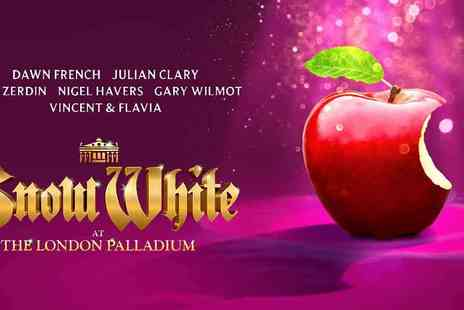 Encore Tickets - Snow White at the London Palladium Its back for 2018 - Save 0%