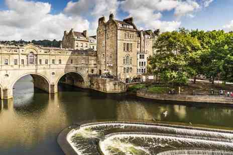 OMGhotels - Overnight 4 Star Bath stay with entrance to Roman Baths and breakfast - Save 0%