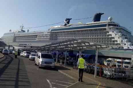 Travel Brake - Shuttle Service London and Heathrow Hotels to Southampton Cruise Terminals - Save 0%