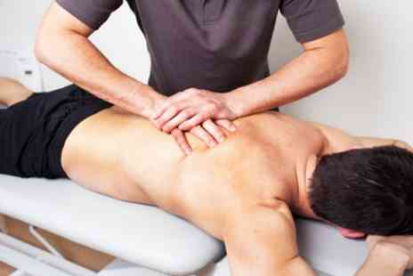 Enfield Chiropractic Clinic - 30 or 60 Minute Sports or Deep Tissue Massage - Save 0%