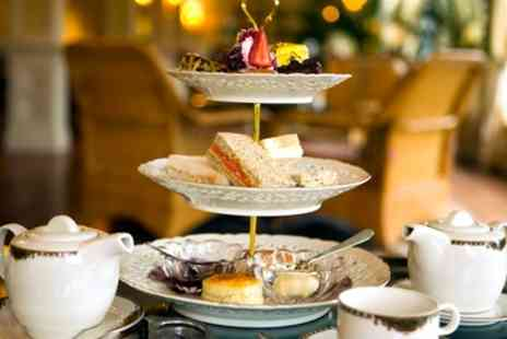 Dragonfly Hotel - Afternoon Tea with Prosecco for Two or Four - Save 23%