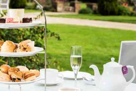 Barnett Hill - Afternoon tea for 2 in beautiful Guildford manor - Save 41%