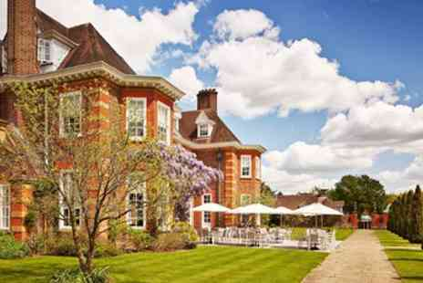 Barnett Hill - 2 AA Rosette Sunday lunch for 2 at Guildford mansion - Save 42%