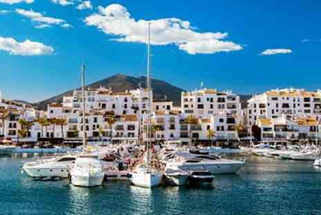 Hays Travel - Deluxe 4 night Costa del Sol break with flights & meals - Save 0%