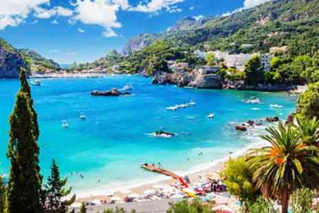 Hays Travel - Seven night 4 star all inclusive Corfu holiday with flights - Save 0%