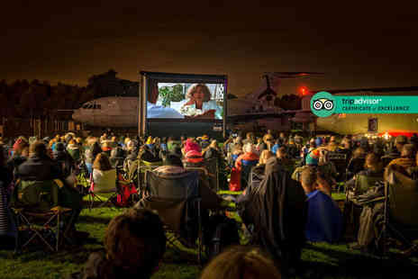 Royal Air Force Museum Cosford - Ticket to see Star Wars, The Force Awakens or Top Gun at the outdoor cinema - Save 47%