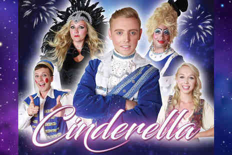Dreamworld Entertainments - Adult or child ticket to the Cinderella Christmas pantomime - Save 40%