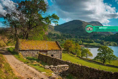 Mosscrag Guest House - One or two night Lake District escape for two people with breakfast and a bottle of Prosecco - Save 49%