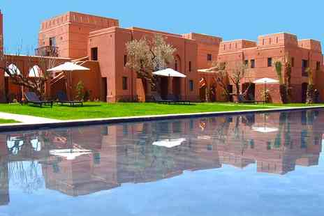 Adama Resort - Four Star Villa Stay For Two with Spa Breaks in Marrakech - Save 69%