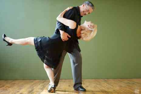 Salsa Sensation - Five or Ten One Hour Salsa Classes for One or Two - Save 71%