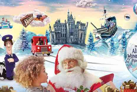 Holiday Extras - Alton Towers Resort Santa Sleepover Experience a Magical Escape and Give the Gift of Memories - Save 0%