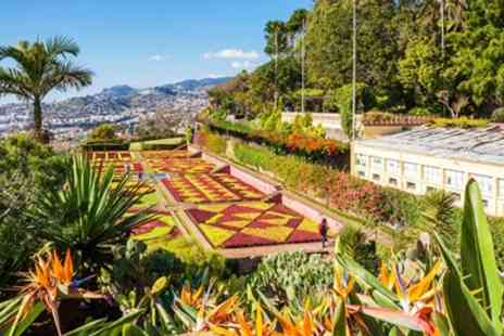 Inspired Luxury Escapes - Five Star star Madeira week with meals & beautiful views - Save 0%