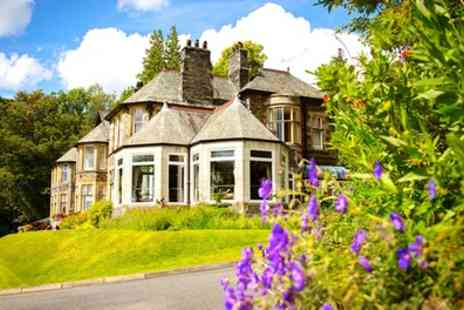 Merewood Country House Hotel - Four Star Stay in Double or Twin Room for Two with Breakfast and Tea or Cruise - Save 21%