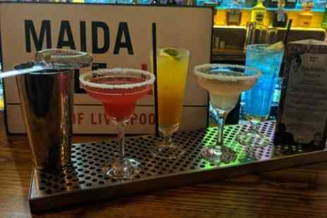 Maida Vale - Two or Four Cocktails for Two - Save 50%