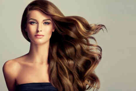 City Hairdressers - Wash, cut and blow dry - Save 58%