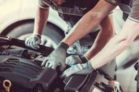 St. Anthonys Motors - Car Service and Oil Filter Change with Optional Oil Change - Save 0%