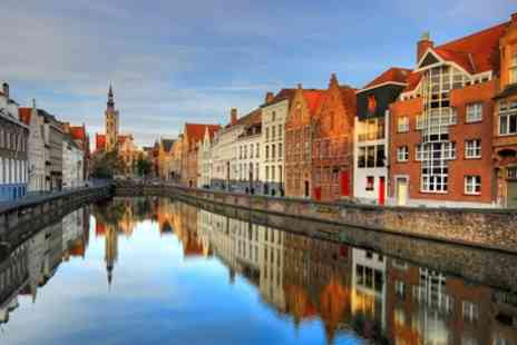 Anderson Tours - Adult or Child Ticket for Bruges or Bruges Christmas Markets Coach Tour - Save 31%