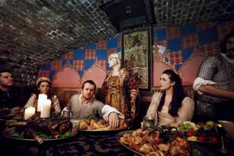 The Medieval Banquet - Interactive show, 4 Course meal, Ale and wine with Dinner, Disco - Save 0%