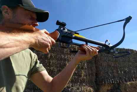Blyth Activity Centre - Crossbow Shooting - Save 0%