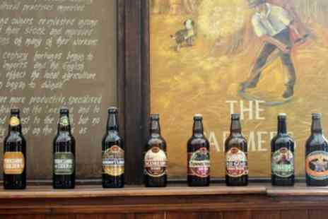 The Great Yorkshire Brewery - Brewery Tour with Two Course Lunch, Tasters and Gift Pack - Save 39%