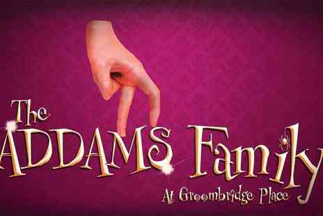 Groombridge Place - The Addams Family Event - Save 16%