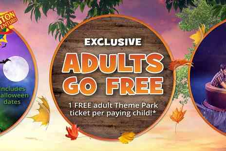 Holiday Extras - Chessington World of Adventures Resort - Save 0%