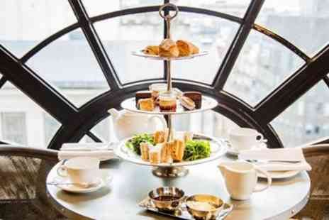 Hotel Gotham - Five star Manchester hotel, afternoon tea & bubbly for 2 - Save 40%
