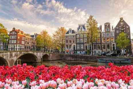 Tour Center - Two or three night Amsterdam city break with return flights - Save 27%
