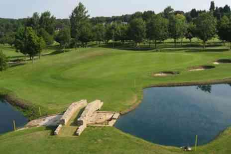Forest Hills Golf Club - 18 Holes of Golf and Hot Drink for Two or Four - Save 54%
