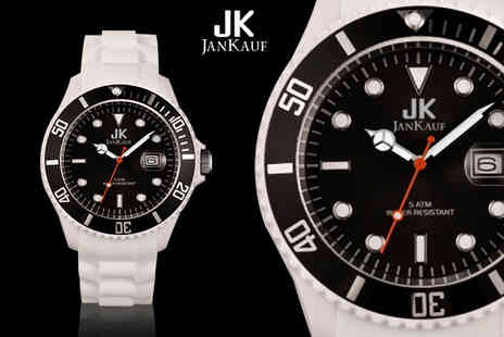 Jan Kauf - Mens Jan Kauf watch - Save 83%