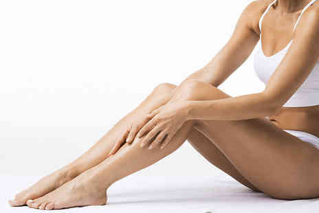Laser Clear - Six laser hair removal sessions on one area - Save 91%