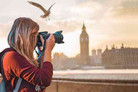 Sky Blue Digital - Photography City Tour in London - Save 0%