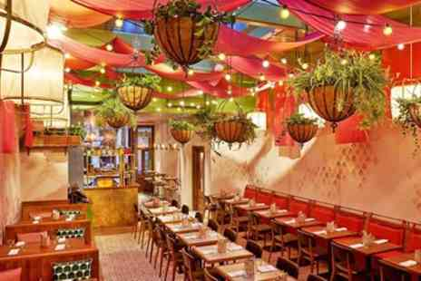 Cinnamon Bazaar - Vibrant Indian lunch & drink for 2 - Save 46%