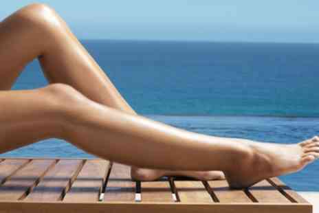 Smoothd - Three or Six Sessions of Laser Hair Removal on a Small, Medium or Large Area - Save 85%