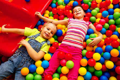 Gallions Reach Shopping Park - 90 minute soft play session for two children during off peak times - Save 74%