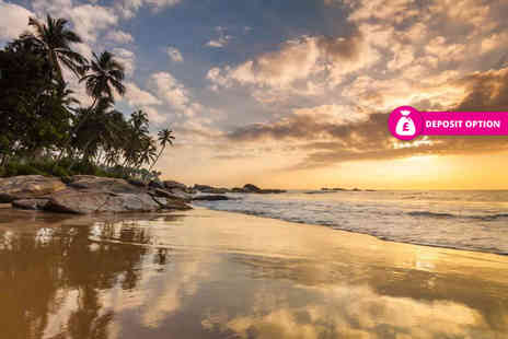 Via Holiday - Seven or Ten night 5 Star Dubai and 4 Star half board Sri Lanka trip with return flights - Save 21%