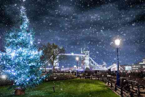 OMGhotels - Four Star overnight London stay with breakfast and tickets to Eat & Drink Festival Christmas - Save 0%