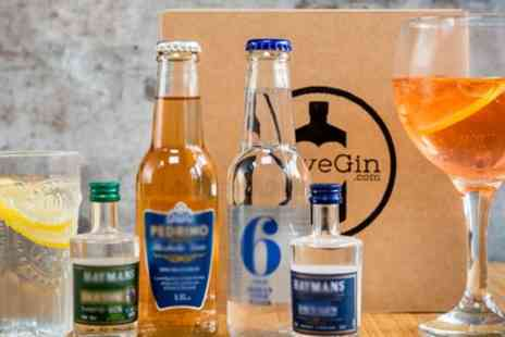 I Love Gin - One Month Gin Club Membership and First Gin Tasting Box - Save 36%