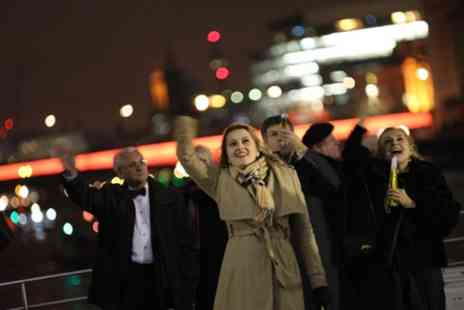 City Cruises - New Years Eve London Fireworks Display and Sightseeing Cruise with Live Music - Save 0%