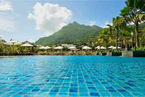 The H Resort Beau Vallon Beach - Five Star Idyllic Island Paradise in the Sun with Emirates Flights - Save 0%
