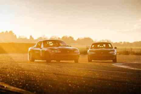 Drift Limits - 14 lap bronze drifting experience - Save 51%