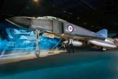 Fleet Air Arm Museum - Museum Ticket for Child, Adult or Both - Save 18%