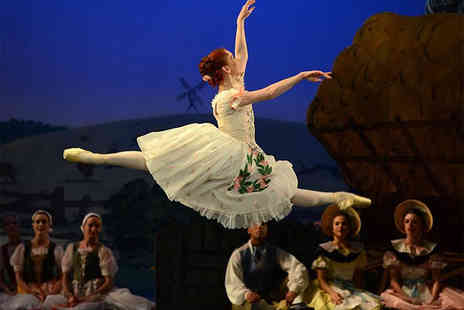The Lowry Theatre - Ticket to see the Birmingham Royal Ballets La Fille Mal Gardee with a glass of Prosecco from 24th To 27th October - Save 55%